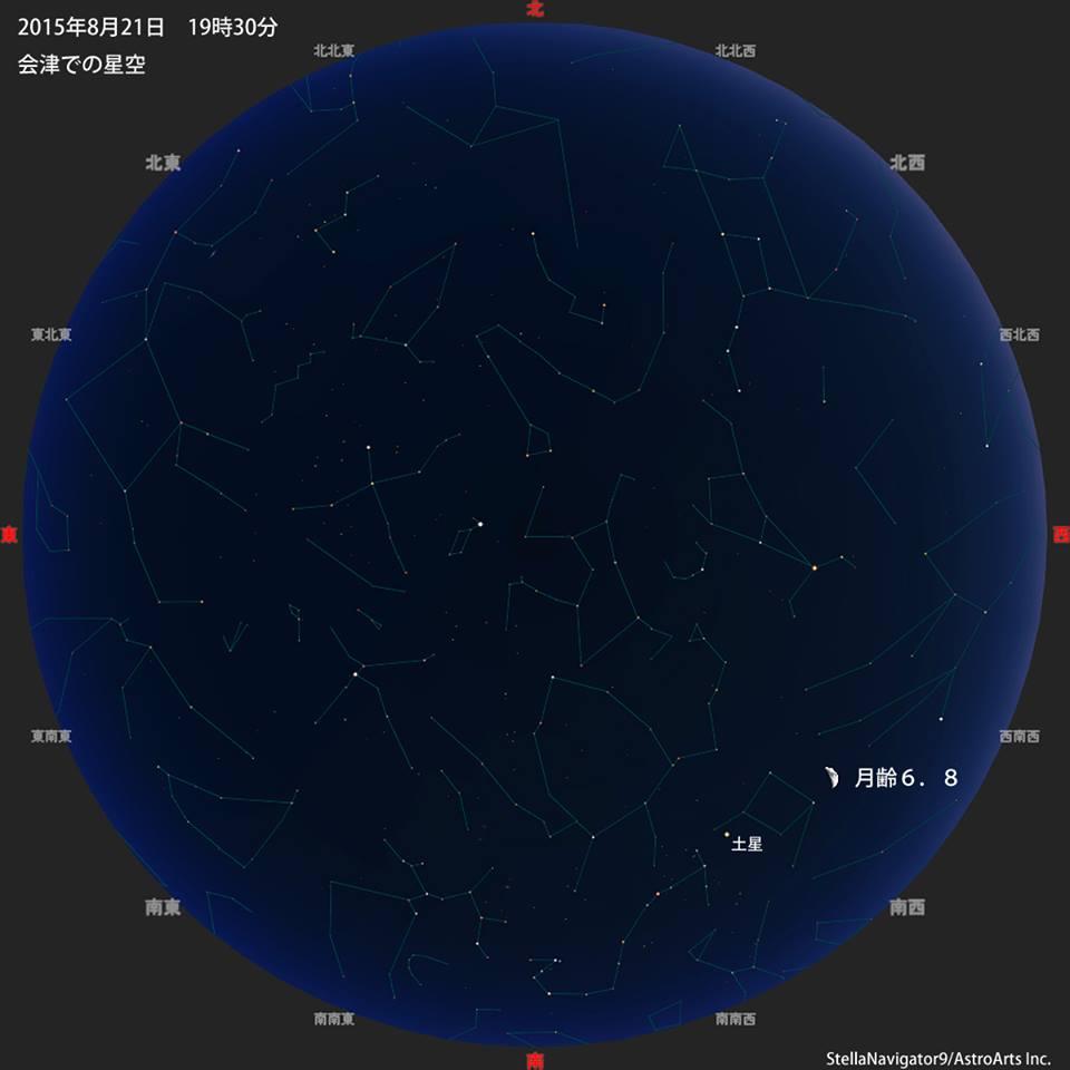 20150821の星空