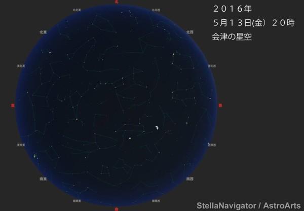201605会津の星空