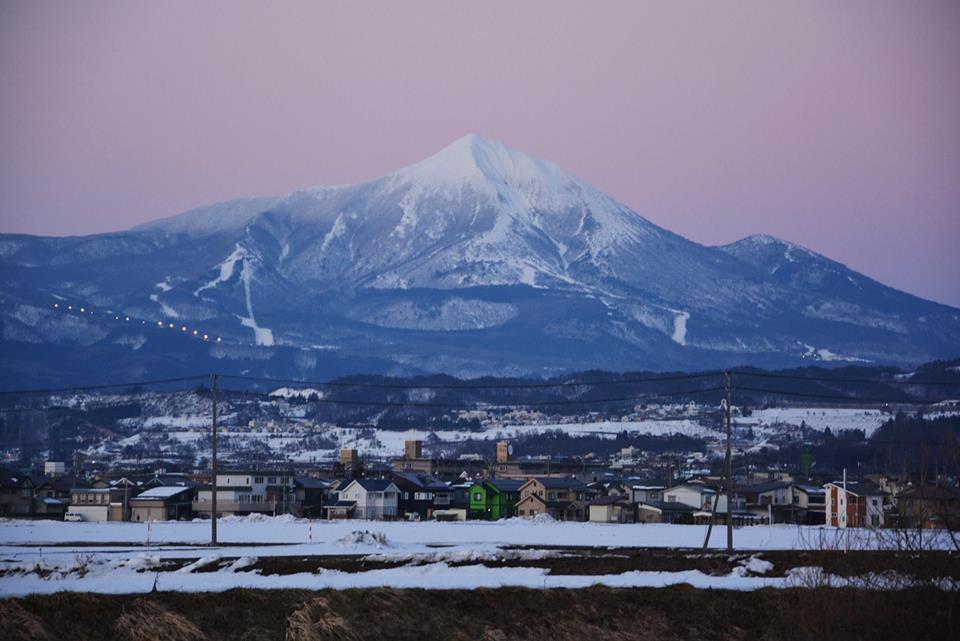 磐梯山(堀金)