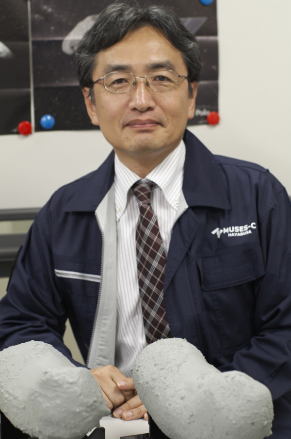 吉川先生写真
